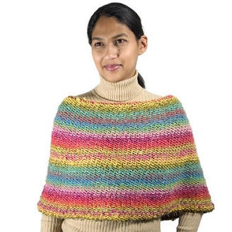 Entry Level Capelet Pattern - FREE