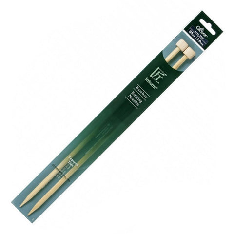 Clover Takumi Straight Knitting Needles