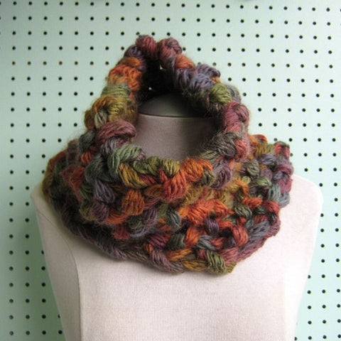 Thirty Minute Cowl Pattern FREE