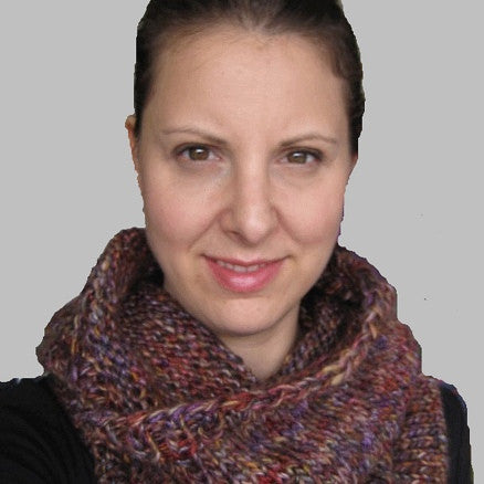 Boboli Cowl (bulky version) Pattern - FREE