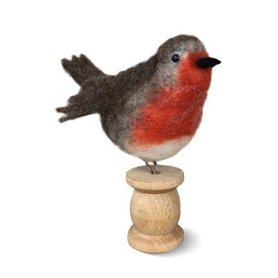Crafty Kit Company: Needle Felting Kit (Birds) DISCONTINUED