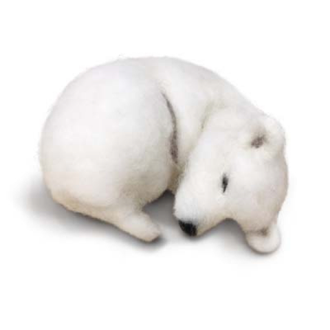 Crafty Kit Company: Needle Felting Kit (Sleepers)