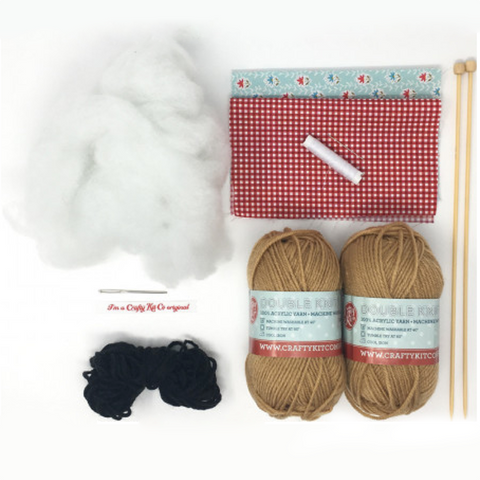 Crafty Kit Company: Knitting Kits
