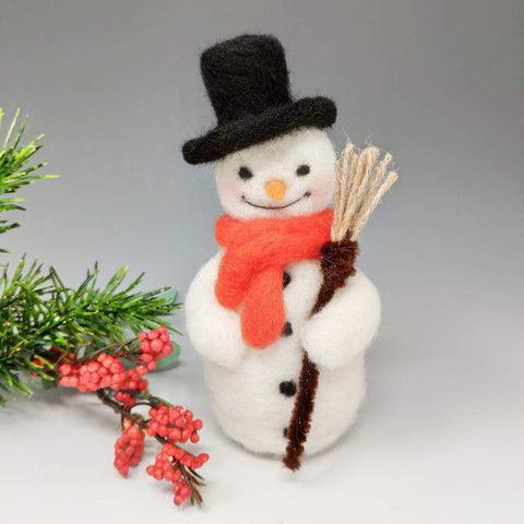 Crafty Kit Company: Holiday Needle Felting Kit