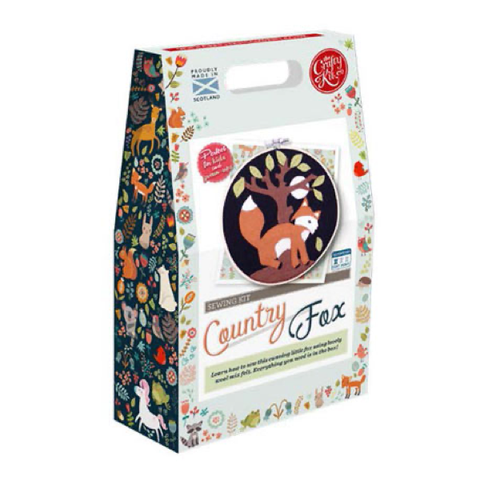 Crafty Kit Company: Applique Sewing Kits