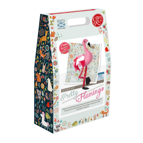 Crafty Kit Company: Sewing Kits
