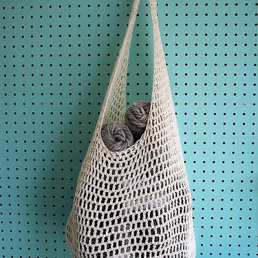 Crochet Farmer's Market Bag Pattern - FREE