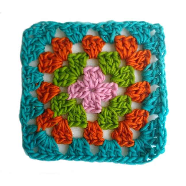 Beginner Crochet 2: Granny Square or Hat