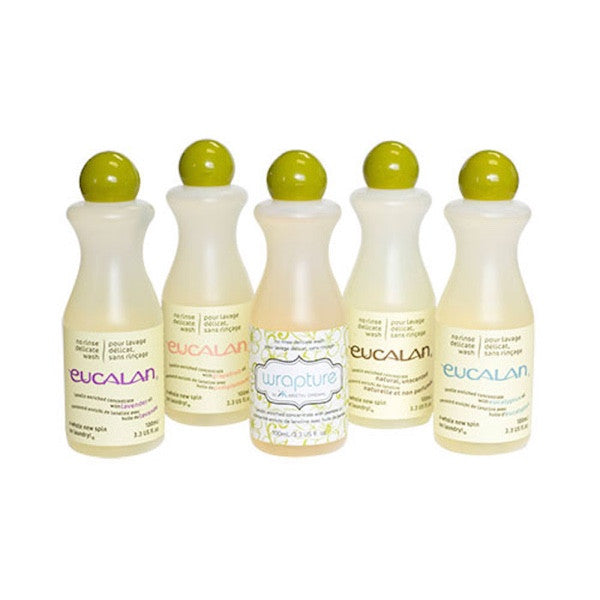 Eucalan No-Rinse Delicate Wash: 100ml/3.3oz