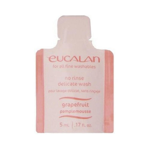 Eucalan No-Rinse Delicate Wash: Pods 5ml/0.17oz