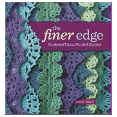 The Finer Edge by Kristin Omdahl SALE