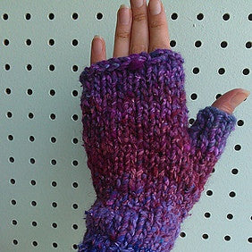 Simple Gauntlet Pattern - FREE