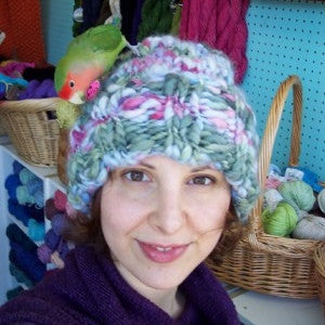 Big Fat Toque (Hat) Pattern FREE