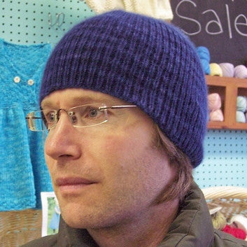 Men's Metrosexual Beanie Pattern FREE