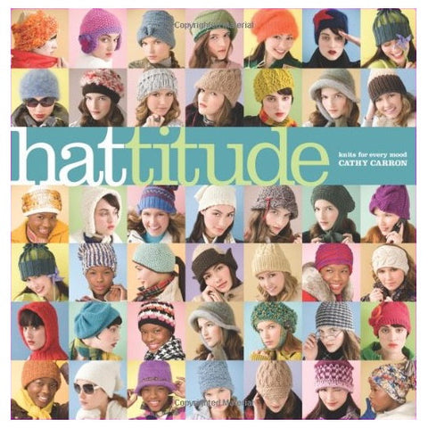 Hattitude by Cathy Carron