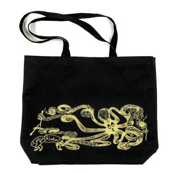 Let's Get Kracken Tote Bag