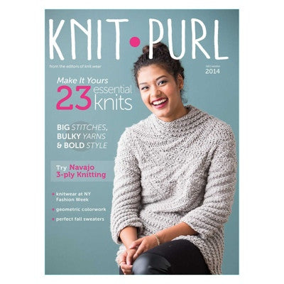 Interweave Knit.Purl Magazine