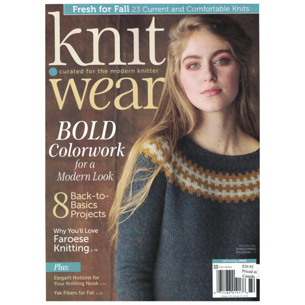 Interweave Knit.Wear Magazine