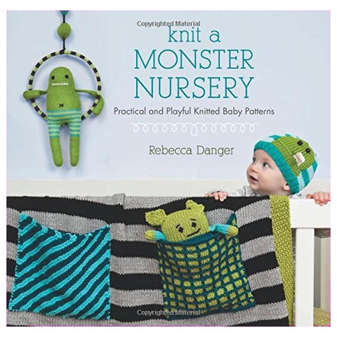 Knit a Monster Nursery by Rebecca Danger