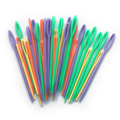 Plastic Darning Needles