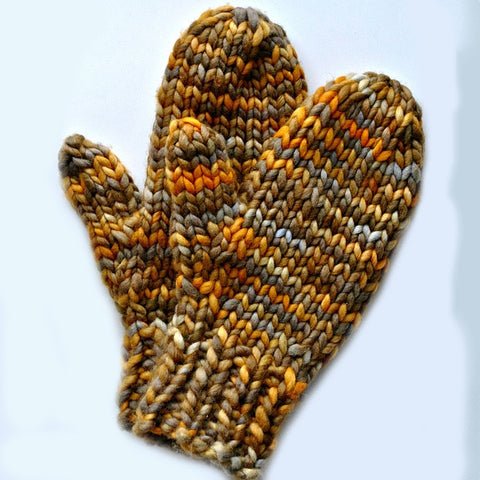 Really Quick Mitts Pattern FREE
