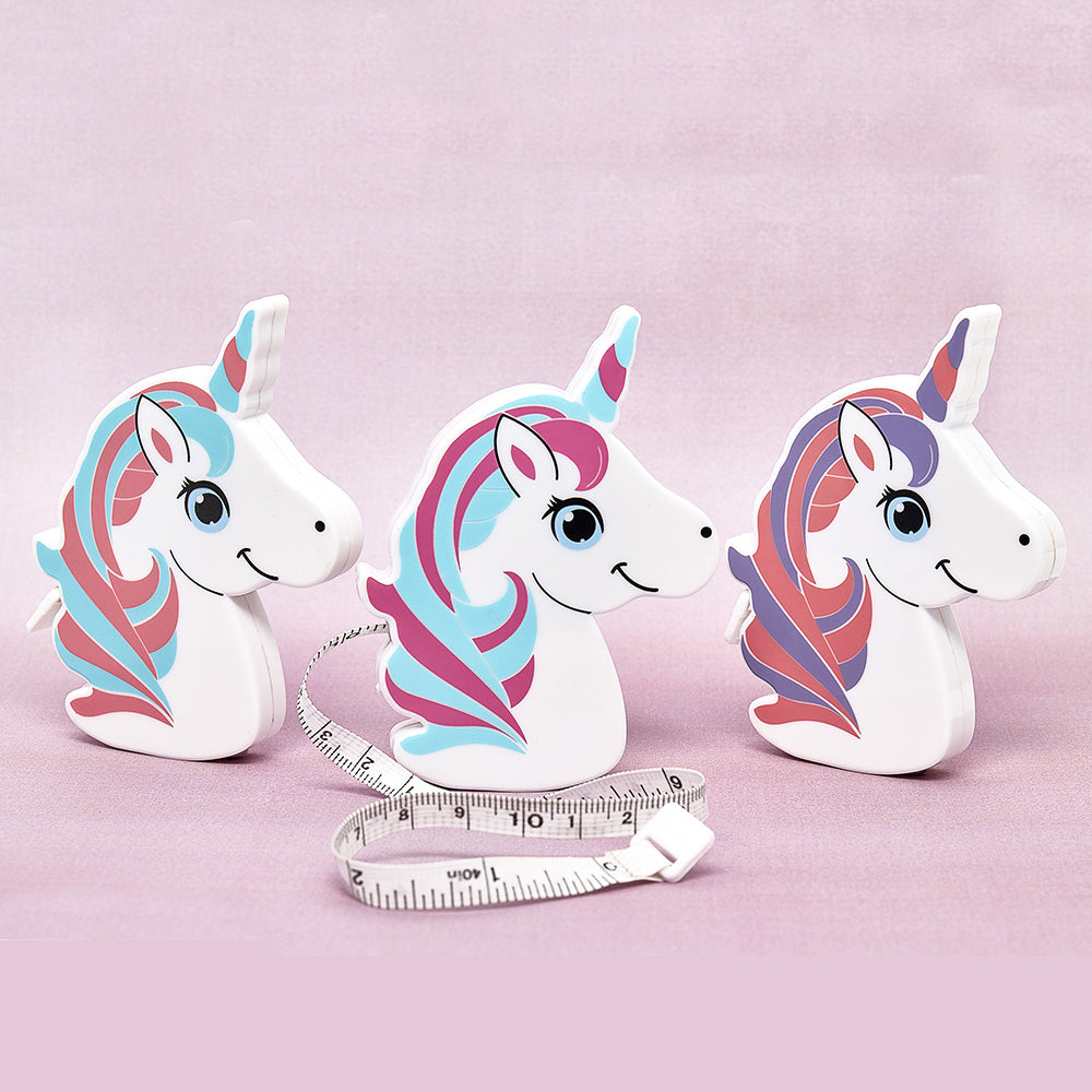 Sew Tasty Unicorn Retractable Tape Measure