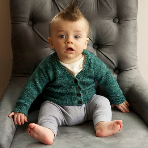 Max & Bodhi's Wardrobe by Tin Can Knits