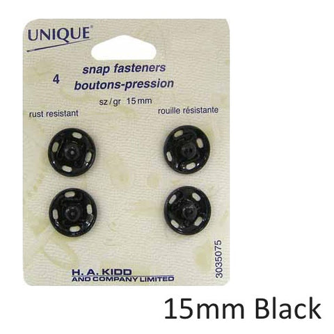 Unique Snap Fasteners