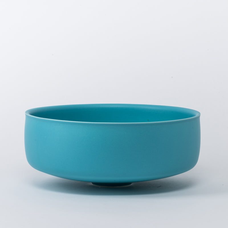 raawii Alev - bowl 01 small Bowl azure blue