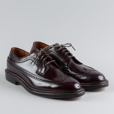 LONGWING BLUCHER COLOR 8 SHELL CORDOVAN 975