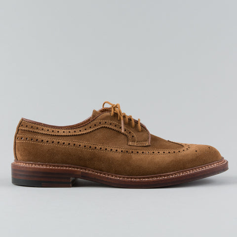 LONGWING BLUCHER SNUFF SUEDE 9794