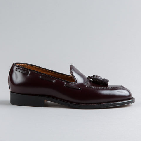 TASSEL MOCCASIN COLOR 8 SHELL CORDOVAN 563