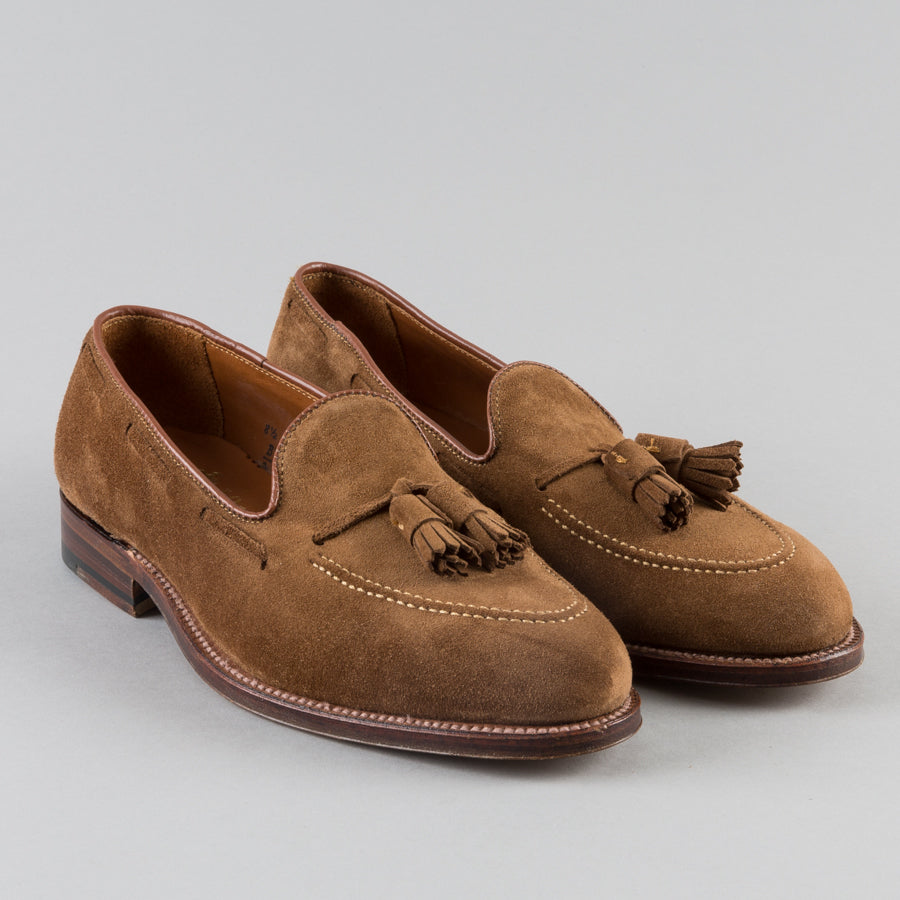 6a6705d570f ... ALDEN-TASSEL MOCCASIN SNUFF SUEDE 3403-Supply   Advise ...