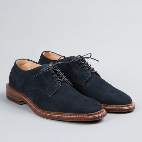 UNLINED DOVER NAVY SUEDE 29331F