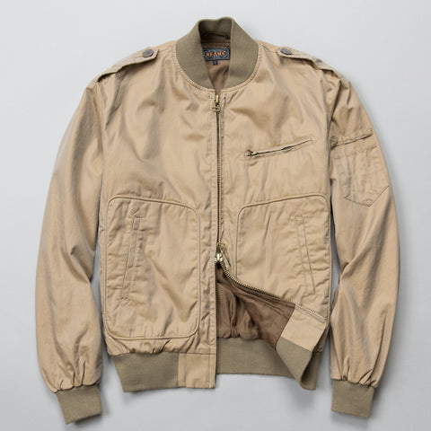 FLIGHT JACKET KHAKI