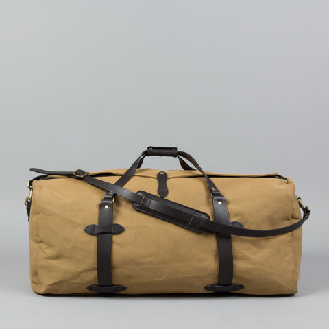 LARGE DUFFLE TAN