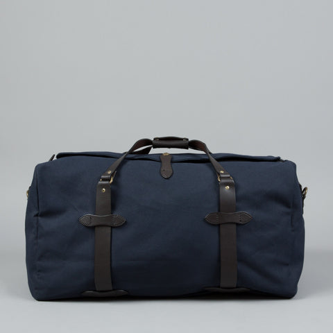 MEDIUM DUFFLE NAVY