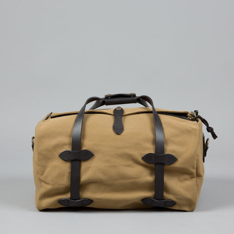 SMALL DUFFLE TAN