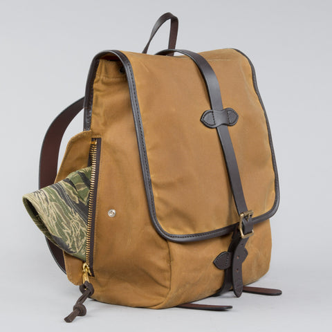 TIN CLOTH BACKPACK TAN