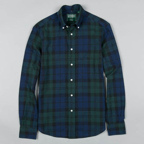 BLACKWATCH MADRAS BUTTON DOWN
