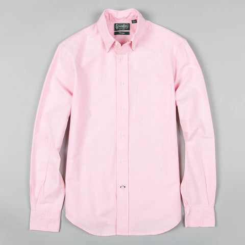 CLASSIC OXFORD BUTTON DOWN PINK