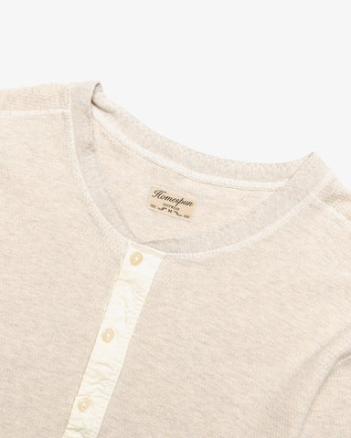 COALMINER HENLEY MIL-SPEC THERMAL OATMEAL