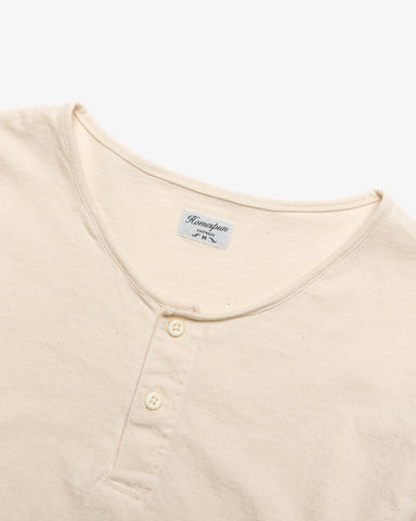 GREAT PLAINS TEE NATURAL