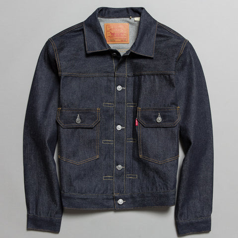 1953 TYPE II DENIM JACKET RIGID