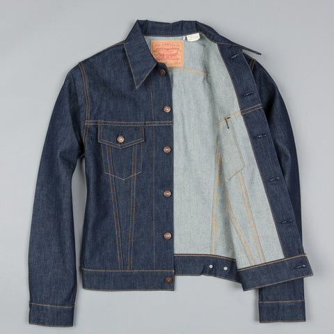 1967 TYPE III TRUCKER JACKET RIGID
