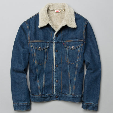 1967 TYPE III SHERPA TRUCKER JACKET WISE DUB
