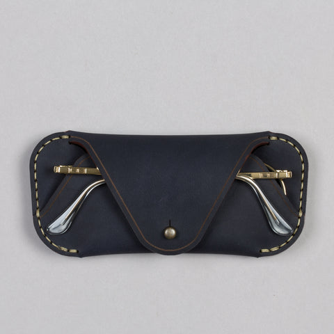 EYEWEAR SLEEVE NAVY MATTE