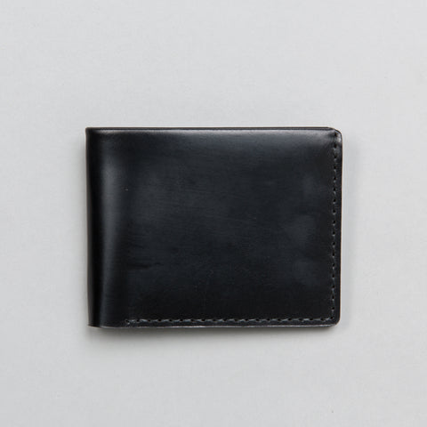 LANDSCAPE BILLFOLD WALLET BLACK