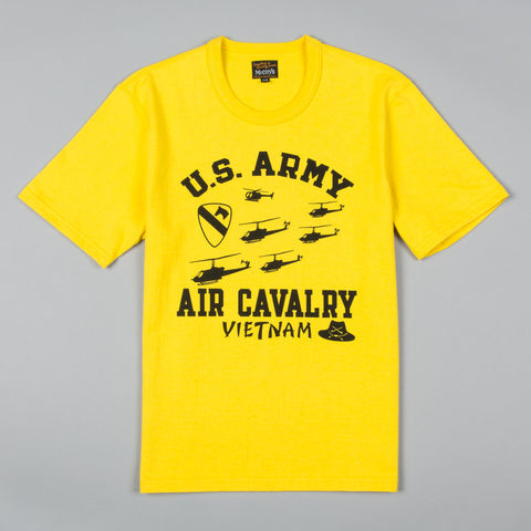 MILITARY T-SHIRT AIR CAVALRY