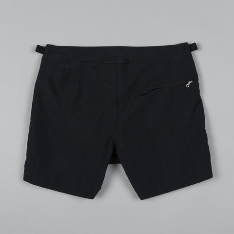 SETTER SHORT LENGTH SWIM SHORT BLACK